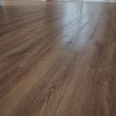 Bourbon Wooden Oak Floor