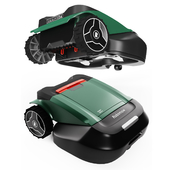Lawnmower Robomow RS635 Pro S