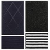 Set of door mats No.3