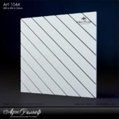 Гипсовая 3d панель Art-1044 от АртРельеф