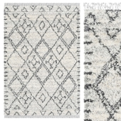 Carpet CarpetVista Alga - Cream mix - Gray RVD19706