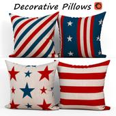 Decorative pillows set 361