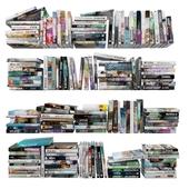 Books (150 pieces) 1-9-41