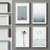 Picture Frames Set-90