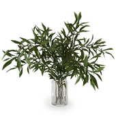 Branches in a vase 007
