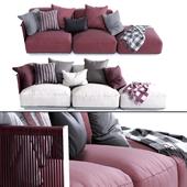 Vulcano Flexform Outdoor Sofa 3