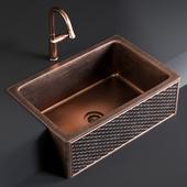 Sink Farmhouse Mixer Pieta