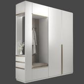 Мебельная композиция для прихожей 58