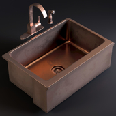 Sink Bria Mixer Aster