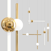 Lee Broom Orion Light Collection