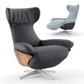 Ilia Recliner Chair (Natuzzi)