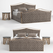 Cantori bedroom double bed
