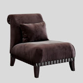 Giorgio Collection Occasional Arm chair 3D model