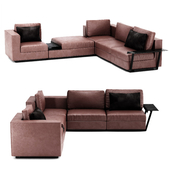 Sofa Living Landscape 755 by Walter Knoll