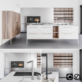 Cesar Unit collection kitchen island