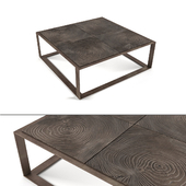 """Coffee table """"Zino"""" Eichholtz"""