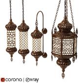 Ottoman Classical Mosaic Light