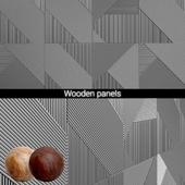 3D panels Emmemobili STRIPES BOISERIE