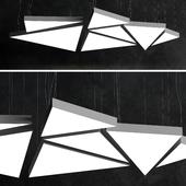 Потолочный светильник Triangle от Forstlight