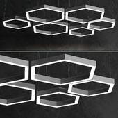 Потолочный светильник Hex от Forstlight