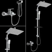 Shower system Iddis Edifice