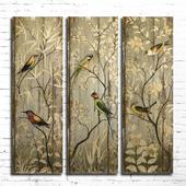 Wood panel 84