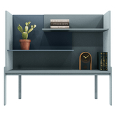 MSDS Studio Book Shelf