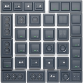 Outlets and Switches Schneider Electric Asura series