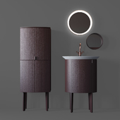 Furniture for the bathroom Burgbad Diva 2.0