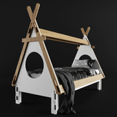 Children's bed PLYWOOD