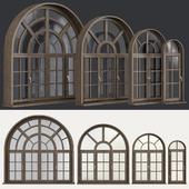 Entrance window № 012