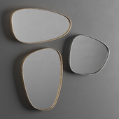 De Castelli Syro Mirror