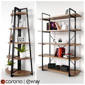 Bookcase Rack Sets