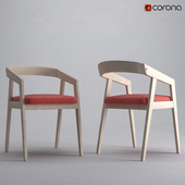Roston wood chair