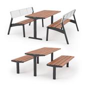 Mmcite Vera Solo, Vera (Table, Bench)