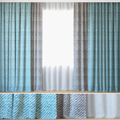 Curtains 101 | Curtains with Tulle | Bella Dura | Pyramids