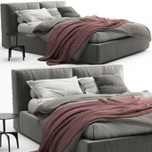 Ditre Italia Misty Bed