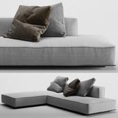 Sofa Grandemare Flexform
