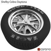 Shelby Daytona Cobra Wheel