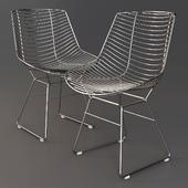 MDF Italia: Chair - Flow Filo