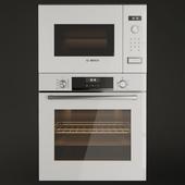 Set Bosch oven