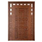 Classic interior door
