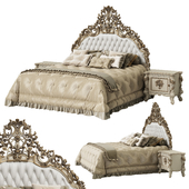 Asnaghi Muss Bed