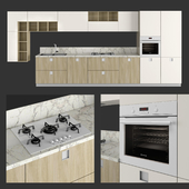 Composit Quadra Kitchen