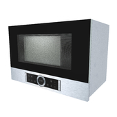 Bosch Serie 8 microwave oven