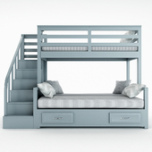 Bunk bed by sbr.vn