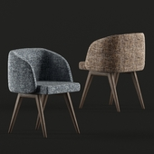 chair,minotti,creed