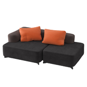 Alphabet Sofa 2 Seater