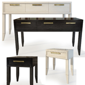 Chest / console and nightstand Charlie.Dresser, nightstand