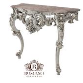 (OM) Isabella Console (2 legs) Romano Home